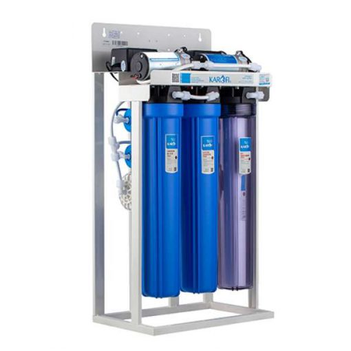 Mô tả sản phẩm máy lọc nước bán công nghiệp Karofi 50 lít/h - KB50
