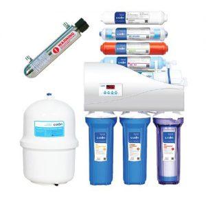 Máy lọc nước thông minh iRO K8I-1 đèn UV