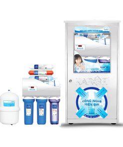 Máy lọc nước thông minh 7 cấp lọc tủ Inox - K7i-1Inox