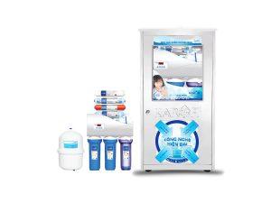 Máy lọc nước thông minh 8 cấp lọc tủ Inox - K8i-1 Inox