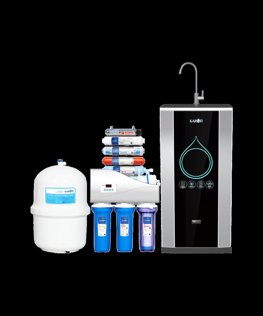 Máy lọc nước thông minh IRO 2.0 9 cấp
