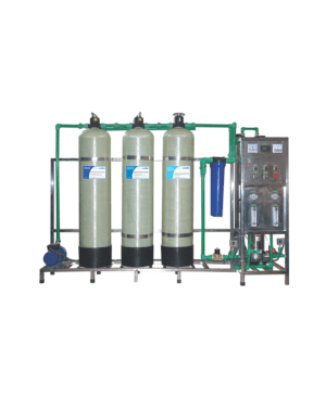 Máy lọc nước công nghiệp công suất 500 lít/h