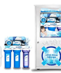 Máy lọc nước sRO 5 cấp tủ Inox