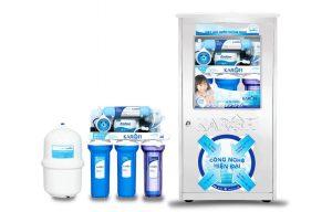máy lọc nước SRO 5 cấp lọc tủ Inox
