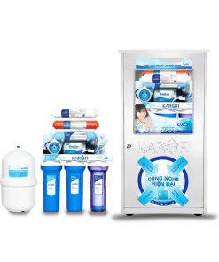 Máy lọc nước sRO 7 cấp tủ Inox
