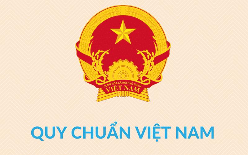 Quy Chuẩn Việt Nam