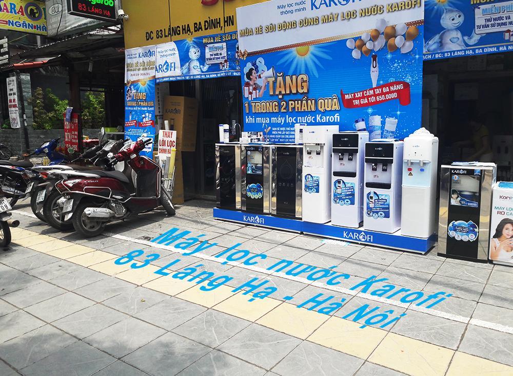 Cửa hàng Karofi chính hãng
