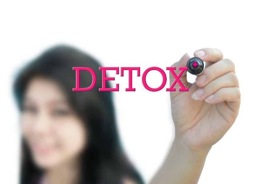 5 nguyên tắc Detox bằng nước tinh khiết