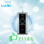 Dùng máy lọc nước thông minh iRO