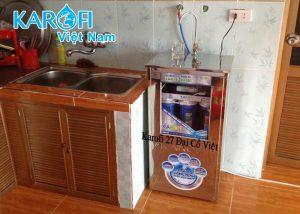 Máy lọc nước tủ Inox