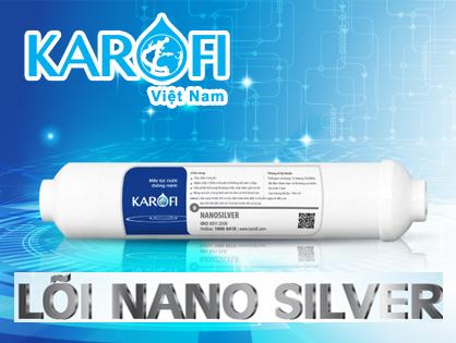 lõi Nano silver