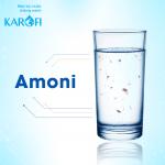 Nước nhiễm Amoni