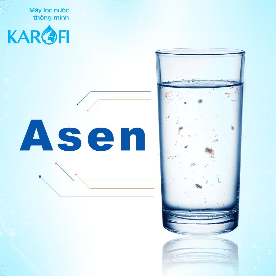 Asen là gì? Mức độ nguy hiểm của nước nhiễm Asen