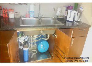 Nên làm gì khi máy lọc nước Karofi gặp trục trặc