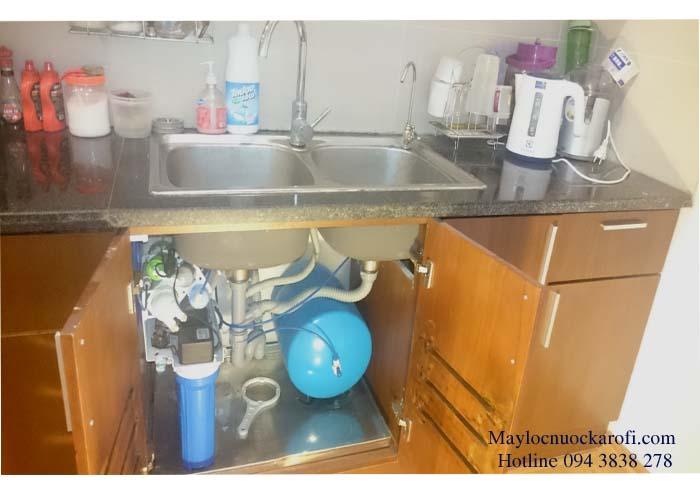 Nên làm gì khi máy lọc nước Karofi trục trặc