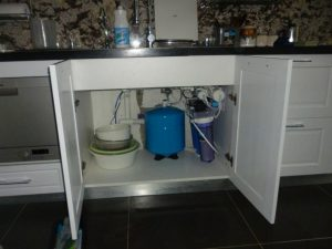 Nước thải máy lọc nước RO có thể tận dụng được không?