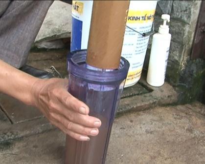 Bảo dưỡng máy lọc nước tại nhà