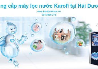 Đại lý bán máy lọc nước Karofi tại Hải Dương