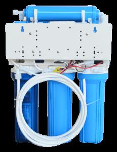 Máy lọc nước thông minh Karofi nhìn từ sau