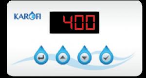 Bảng điều khiển máy lọc nước Karofi iRO 1.1