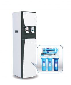 Cây nước nóng lạnh tích hợp RO HCV351-WH
