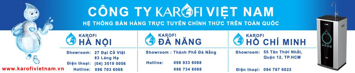 Banner Karofi Việt Nam