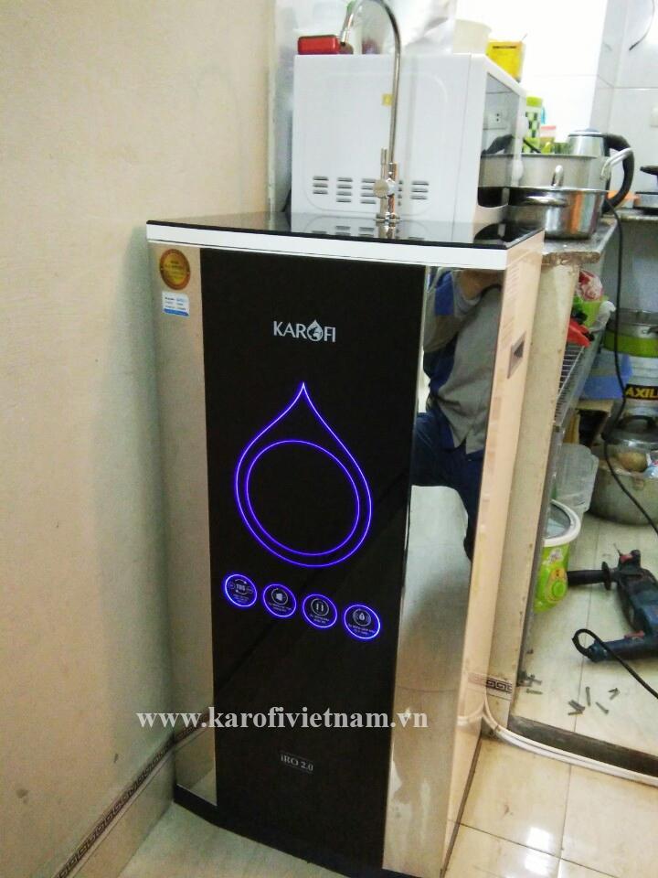máy lọc nước thông minh iRO 2.0