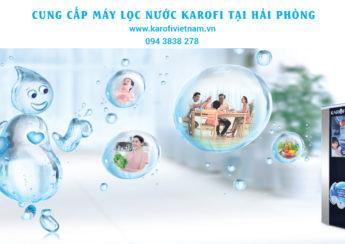 Cung cấp máy lọc nước Karofi tại Hại Phòng