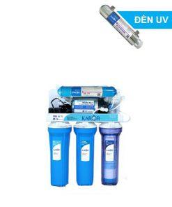 Máy lọc nước RO Karofi 5 lõi có đèn UV