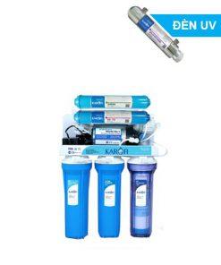 Máy lọc nước RO Karofi 6 lõi có đèn UV