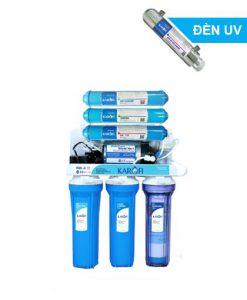 Máy lọc nước RO Karofi 7 lõi có đèn UV