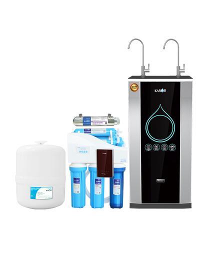Máy lọc nước Karofi Plus – Nano Silvor