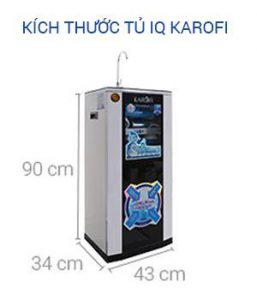 Kích thước tủ IQ Karofi