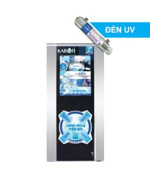 Máy lọc nước sRO Karofi có đèn UV tủ IQ