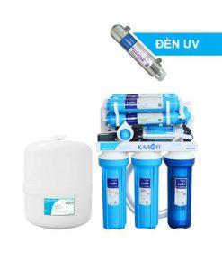 Máy lọc nước sRO Karofi có đèn UV