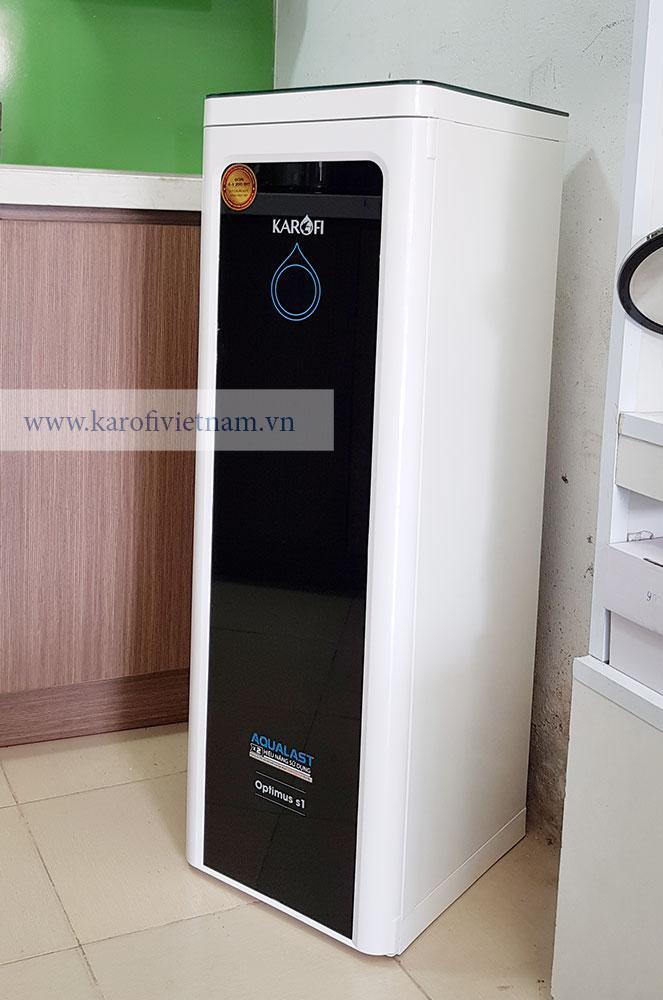 Hình ảnh máy lọc nước Optimus Karofi