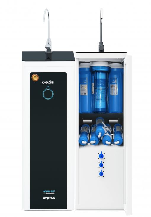 Hình ảnh Máy lọc nước Optimus chính diện