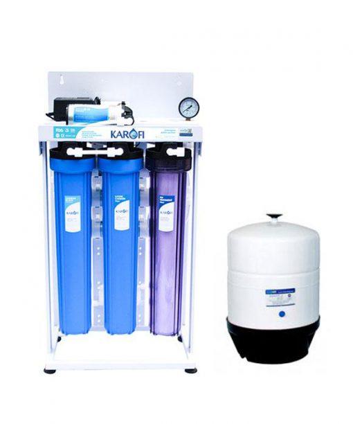 Máy lọc nước bán công nghiệp KB80 có bình áp