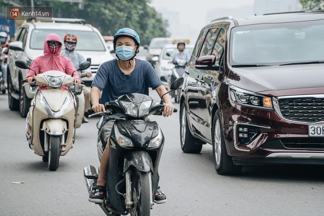 Báo động tình trạng ô nhiễm không khí ở Hà Nội, đề xuất ban hành