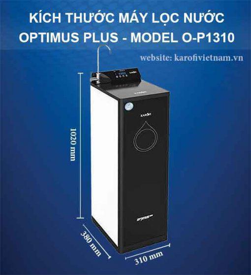 Kich Thuoc May Optimus Plus Op1310