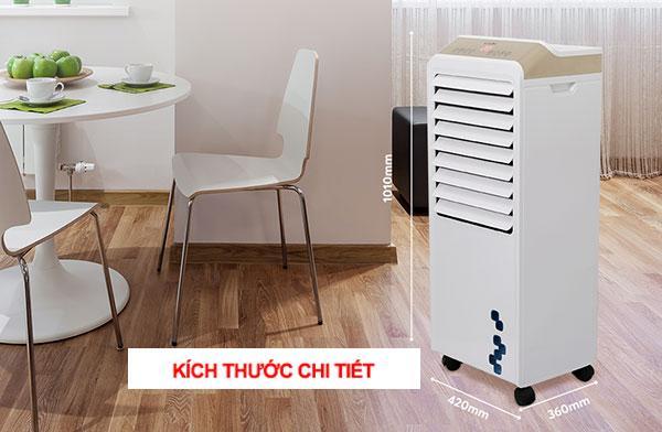 Kich Thuoc Quat Karofi 020r