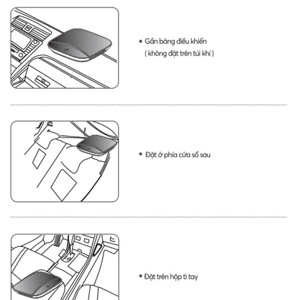 Máy lọc không khí mini KAP-C113