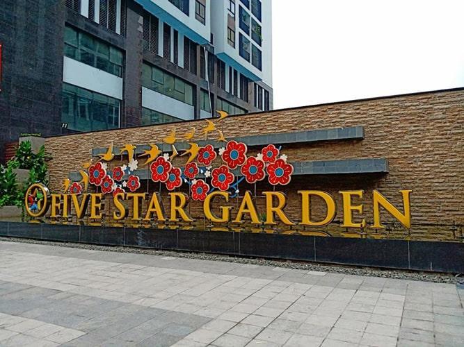 May Loc Nuoc Karofi Gan Chung Cu Five Star Garden Thanh Xuan