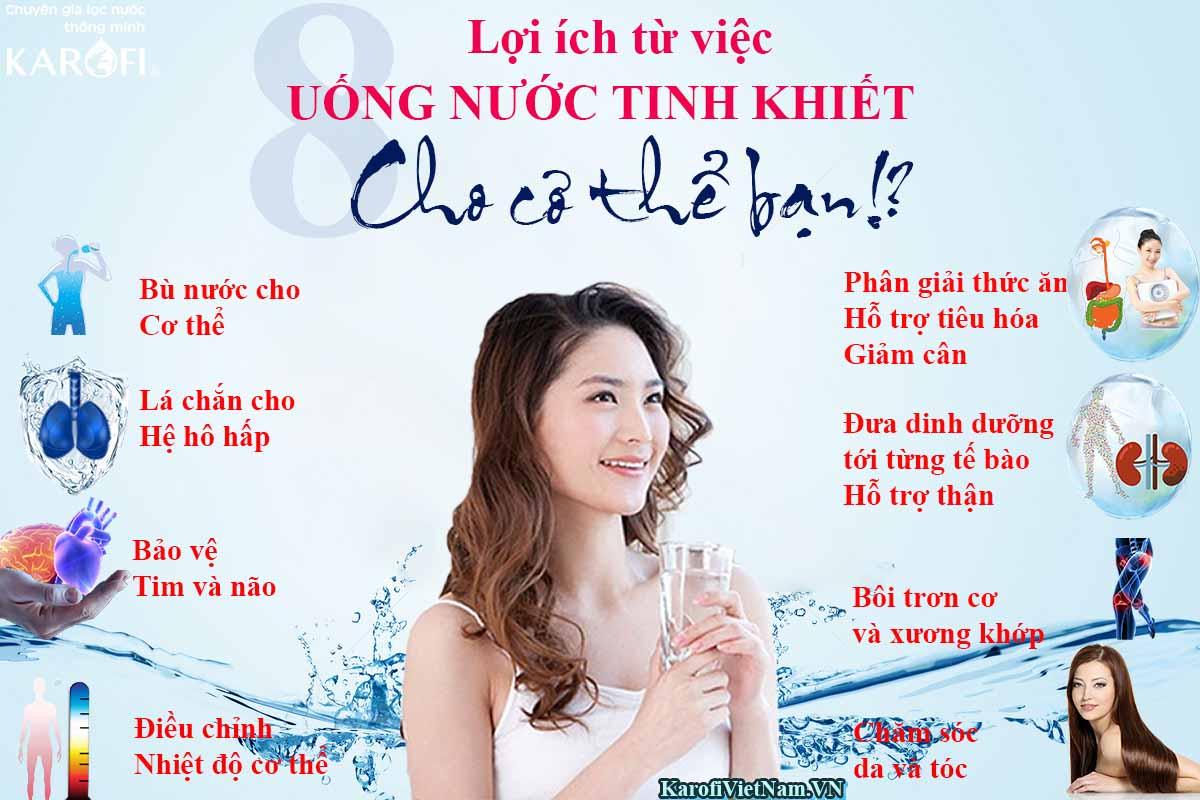 8 Loi Ich Tu Viec Uong Nuoc Tinh Khiet Cho Suc Khoe Cua Ban Min
