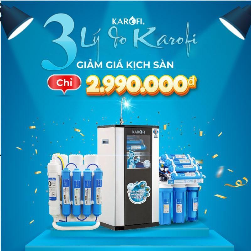 3 Ly Do Karofi Giam Gia Kich San 3 Mau May Dang Ban Chay Nhat Min