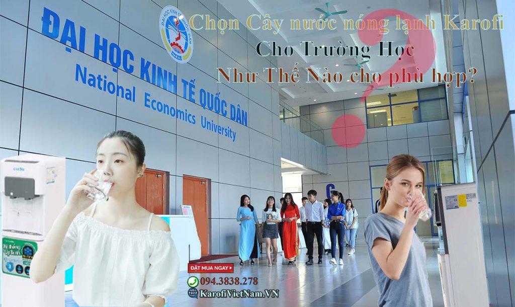 Chon Cay Nuoc Nong Lanh Karofi Cho Truong Hoc Nhu The Nao Cho Phu Hop Min