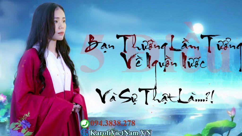 5 Dieu Ban Thuong Lam Tuong Ve Nguon Nuoc Va Su That La Min