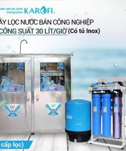 Máy lọc nước bán công nghiệp Karorfi KB30