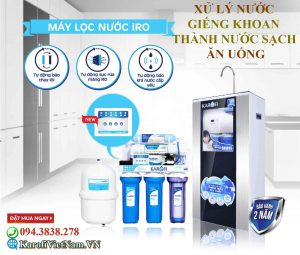 Cach Xu Ly Nuoc Gieng Khoan Thanh Nuoc Sach An Uong Min