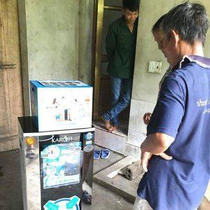 Khach Hang Dung May Loc Nuoc Karofi 1